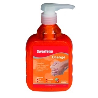 SWARFEGA ORANGE HAND CLEANER 450ML #instock