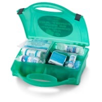 B-Click Delta BS8599-1 Medium Workplace First Aid Kit 10-20 people #stock due 18th nov