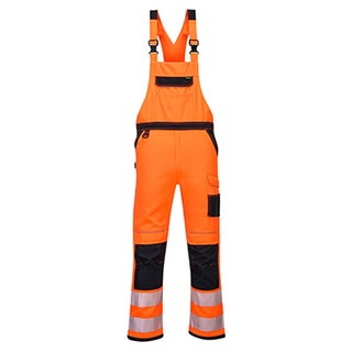 Portwest PW344 - PW3 Hi-Vis Bib & Brace #New order item