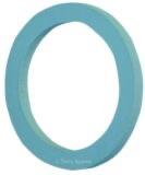 HIKO® WASHER BLUE (20PK)  #Next day item