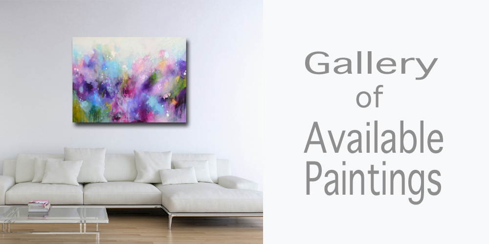 Original Paintings for sale, Large Abstract Art