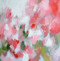 Annie - Original Abstract Expressionist Painting on Canvas