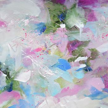 Confetti - Abstract Art Giclee Print