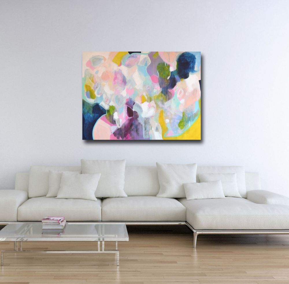 large original abstract painting for sale