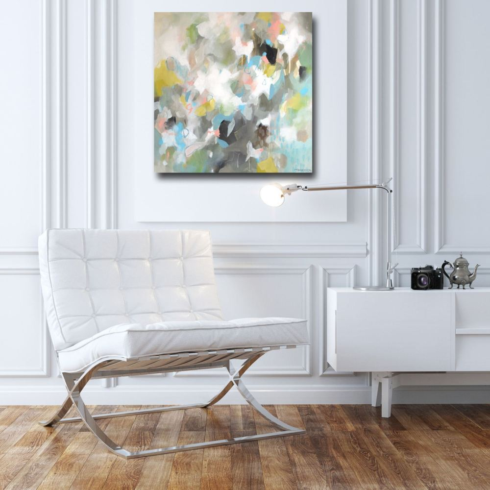 abstract canvas art, original abstract painting for sale