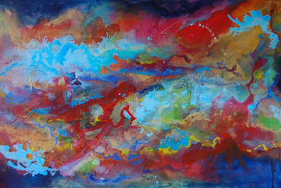 Contemplation II - SOLD