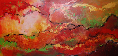 Eruption - SOLD
