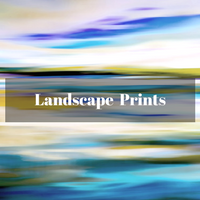 Abstract Landscape Prints