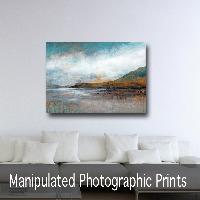 Manipulated Photographic Prints