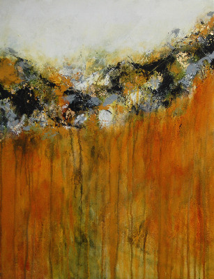 Strata 20 - Contemporary Abstract Painting