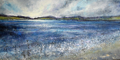 After The Storm, Luskentyre, Harris