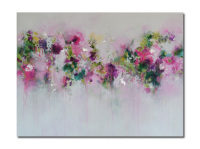 All The Sweet Promises - Original Abstract Expressionist Painting on Canvas