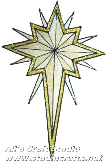 851 - Large Star