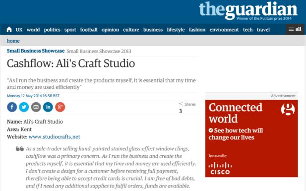 Guardian - May 2014