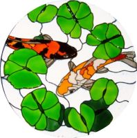 440 - Koi Pond - Custom Design for Ella