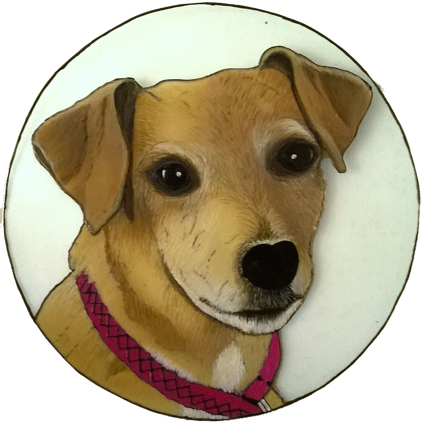 Daisy Portrait (Finished)