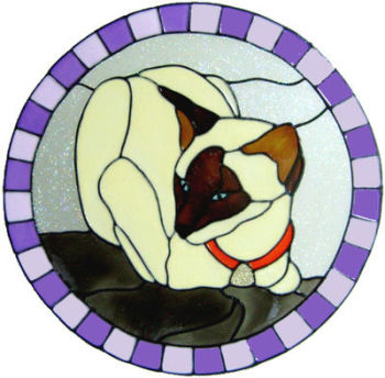893 - Siamese Cat in Frame handmade peelable window cling decoration