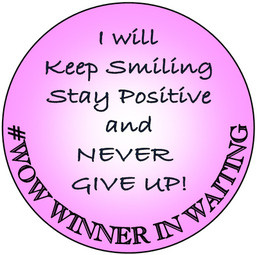 993 - #WOW Winner in Waiting Cling