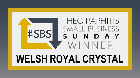 Welsh Royal Crystal SBS