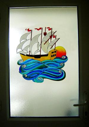 Schooner Door