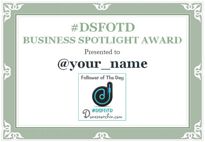 #dsfotd certificate2 (blank)