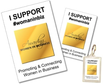 1026 - WomanInBiz Supporters Value Pack