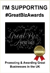 1026M - GreatBizAwards Supporters Magnet