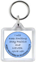 993 - #SBS Winner in Waiting Keyring