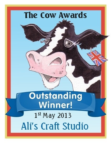 alis craft studio - outstanding winner 1st may 2013