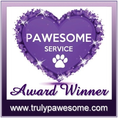998 - Pawesome Services Award - 12 months supply