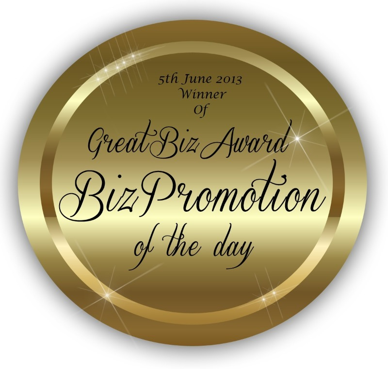 5th june 2013 #greatbizaward