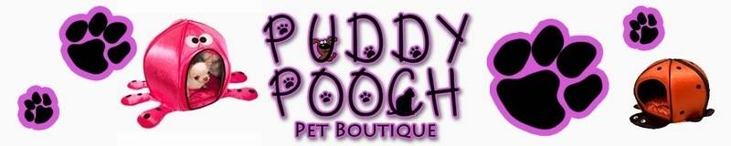 Puddy Pooch Banner