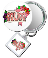 1083Mum - Mum Floral Gift Set