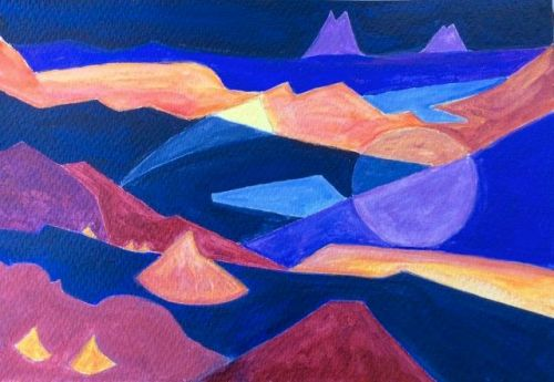 RA Reece, Robert Kandinsky