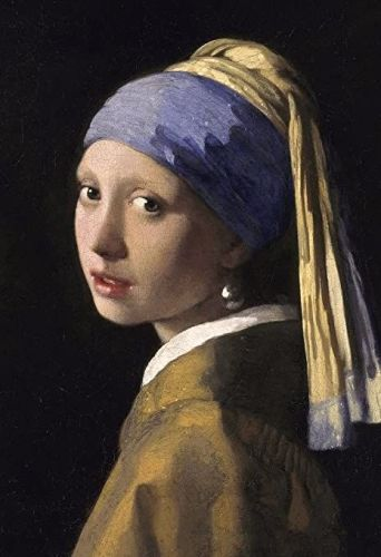 RA Vermeer girl with pearl earring