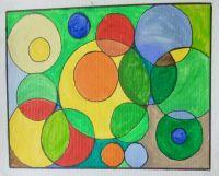 RA Culnane, Helen Circles 1 Spring