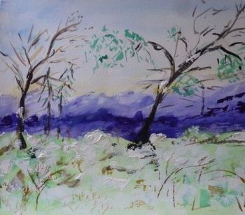RA Hay, Penelope Trees