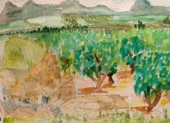 RA McConkey, Katy Landscape