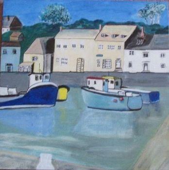 RA Tovell, Angela boats