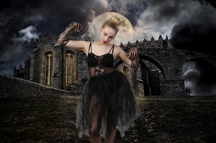 Halloween Skirts