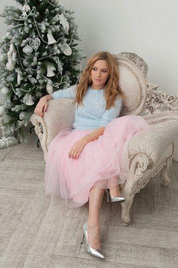Dress Net Skirt