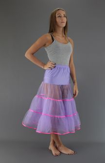 Luxury-Lilac-2-Layered-Petticoat