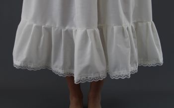 Ivory-Lace-Trim