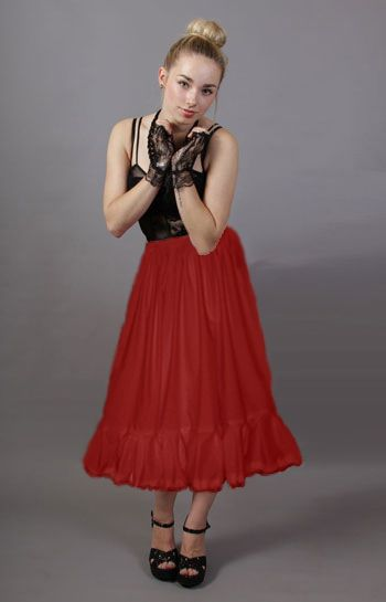 Red-Cotton-Petticoat-Lace-Trim