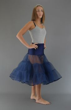 Navy-4-Layers-Petticoat