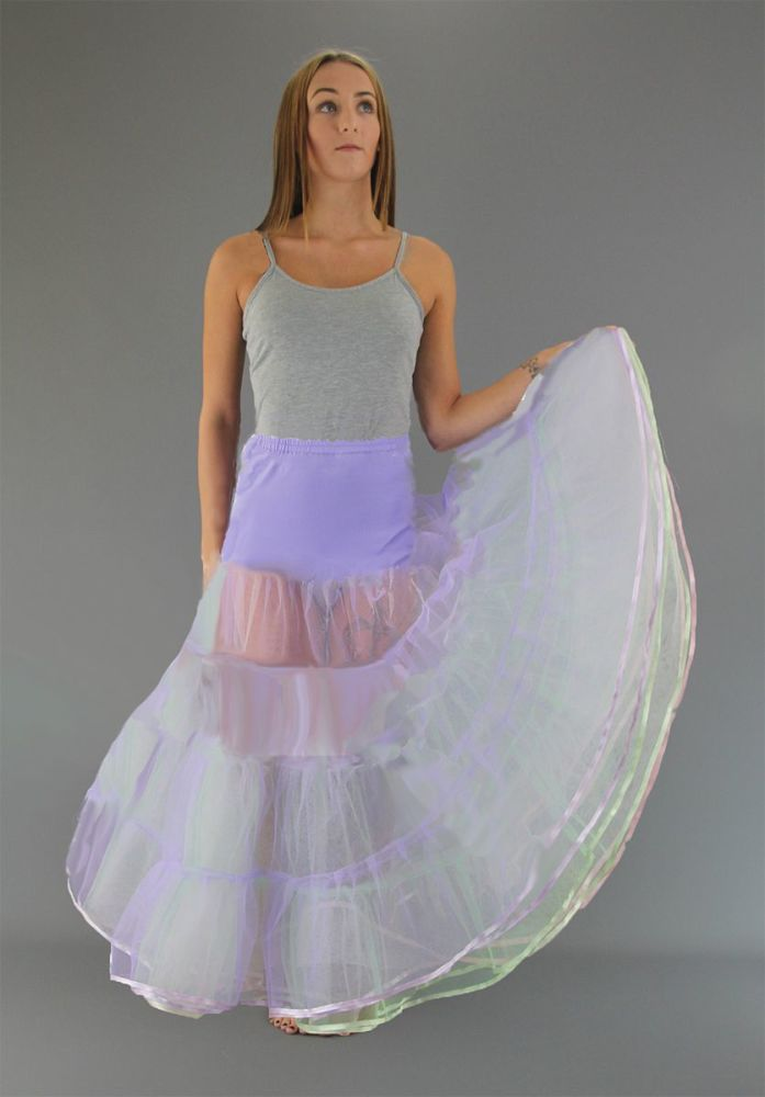 Full-Length-Multi-Coloured-Petticoat
