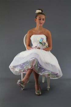 Pastel-Multi-Coloured-Wedding Petticoat