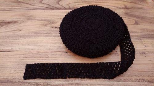 <!-- 021 -->Pale Blue Crochet Tutu Top Elastic
