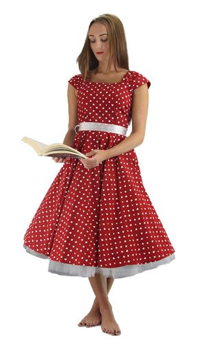 Net-Underskirt Petticoat