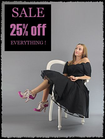 25% Off - Petticoat Sale Now On